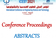 Photo of Proceedings of 2nd-ICEST 2021